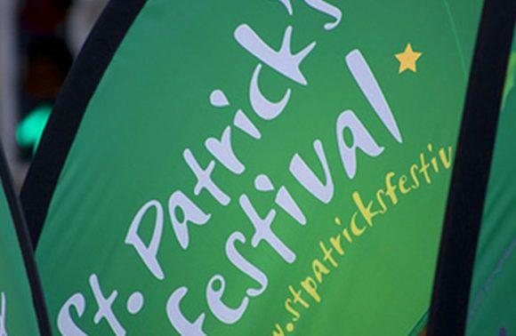 Saint Patrick à Dublin