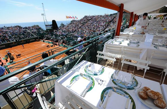 Open de tennis de Monte Carlo 19/21 Avril 2019