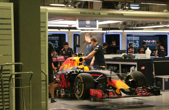F1 TEST DAYS 2020
